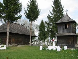 Biserica de lemn, Bilca