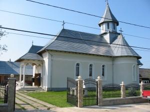 Biserica din jos, Bilca