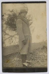 Gheorghe Irimescu - notarul satului