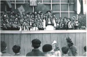 Puha Gheorghe orator serbare campeneasca