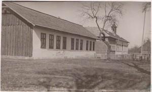 Scoala in toamna anului 1939